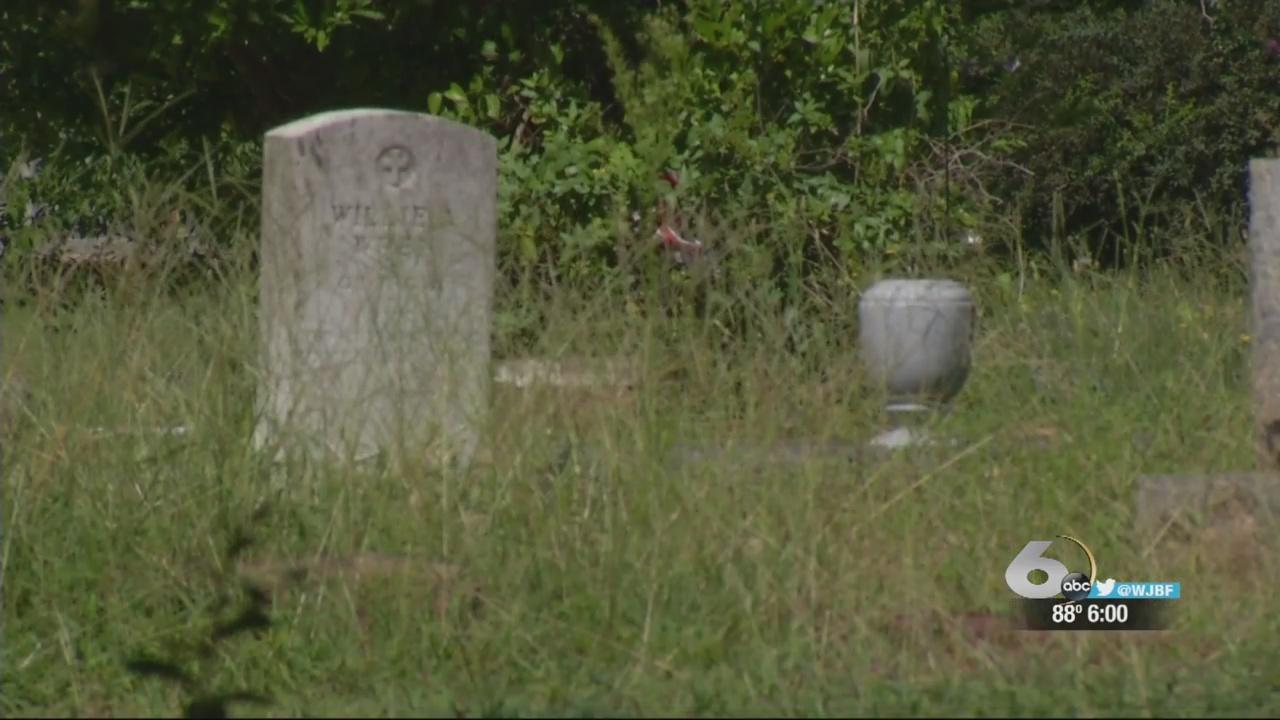 Growing problem in Augusta cemeteries