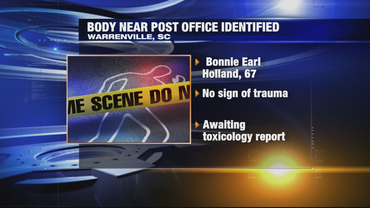 Body near post office