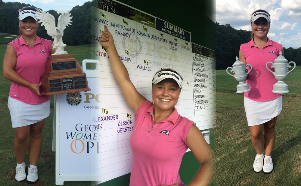 Haigwood wins Georgia Women's Open_289756