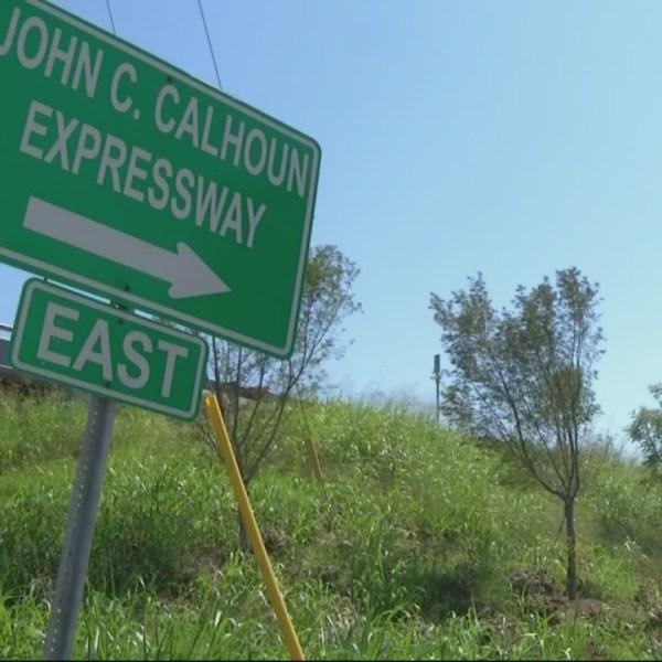 Renaming the Calhoun reemerges following Virginia violence