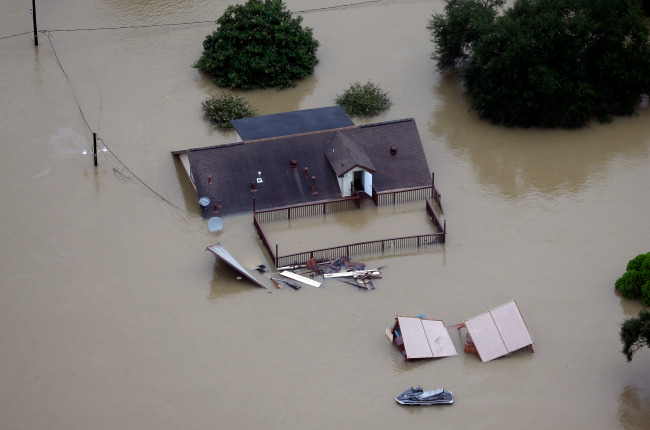 Flooded home_307262