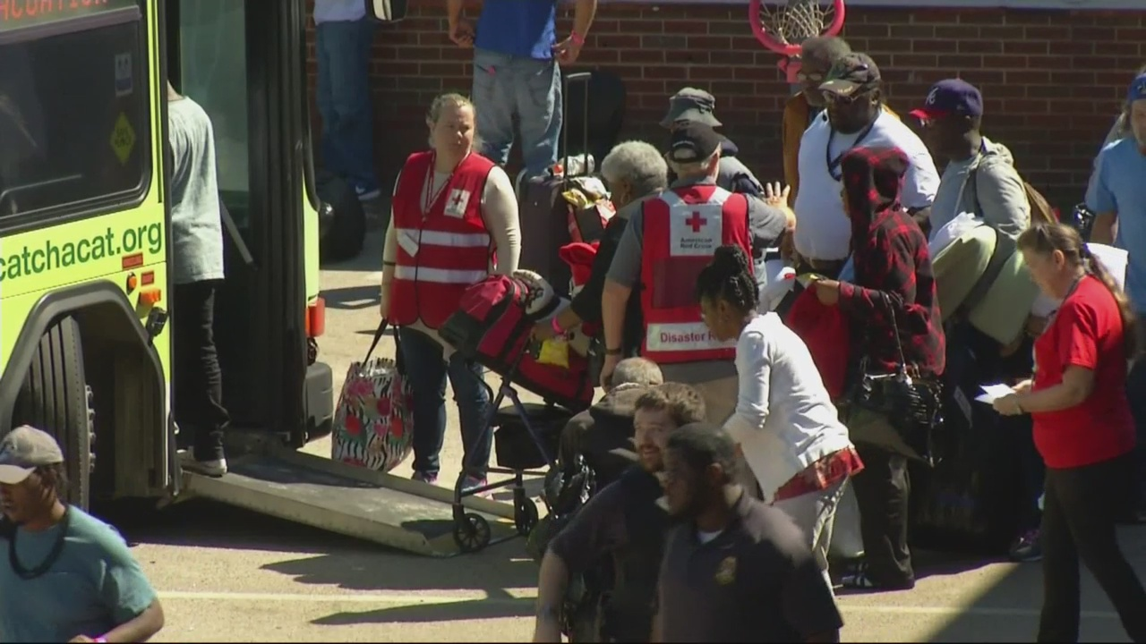 Augusta prepares for Irma evacuees
