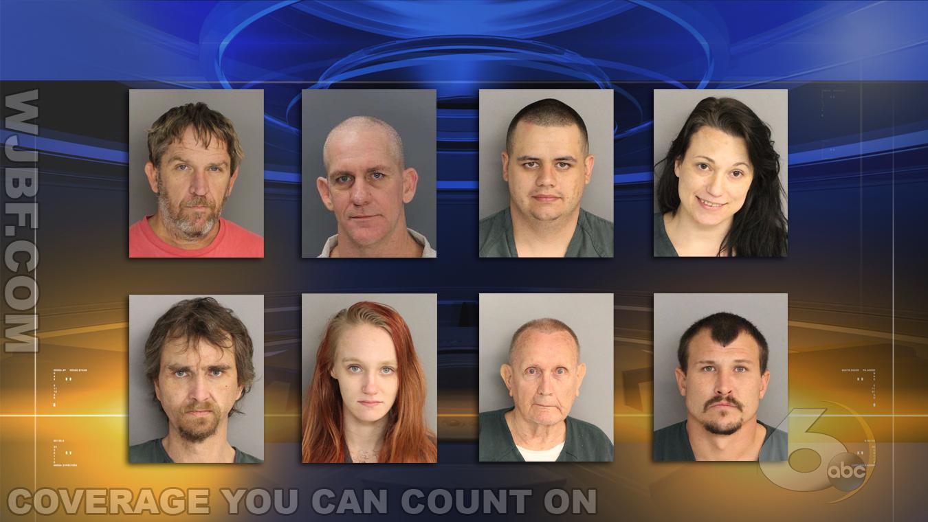 Aiken Narcotics arrest_320758