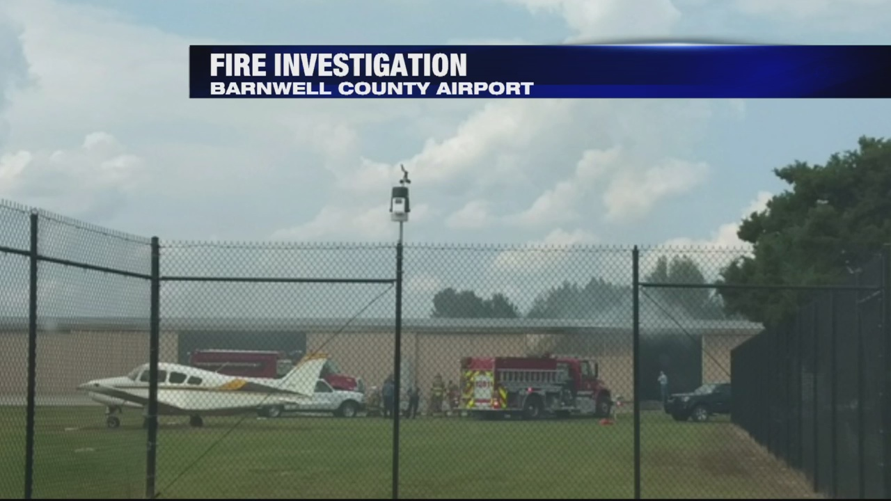Barnwell Co. airport fire_317351