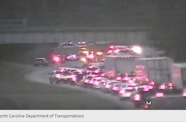 car crash I -40 NC_316378