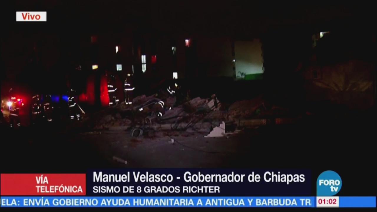 Earthquake in Mexico_311291