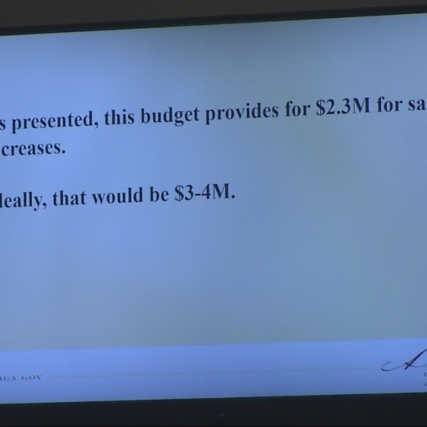 Administrators Budget recommendations come up short for employees