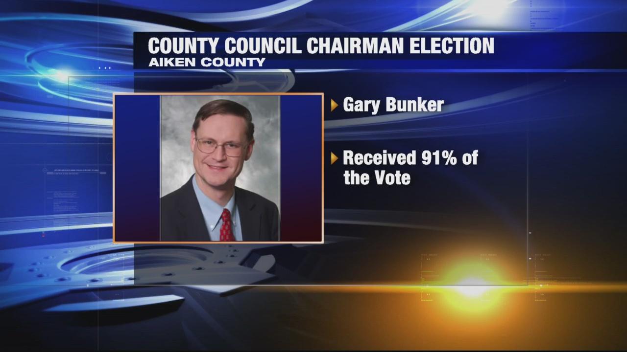 Gary bunker new chairman_332900