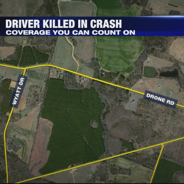 Deadly crash in Burke Co.