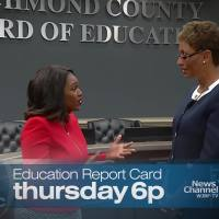 Ashli Doss TSR PRomo: Education Report card