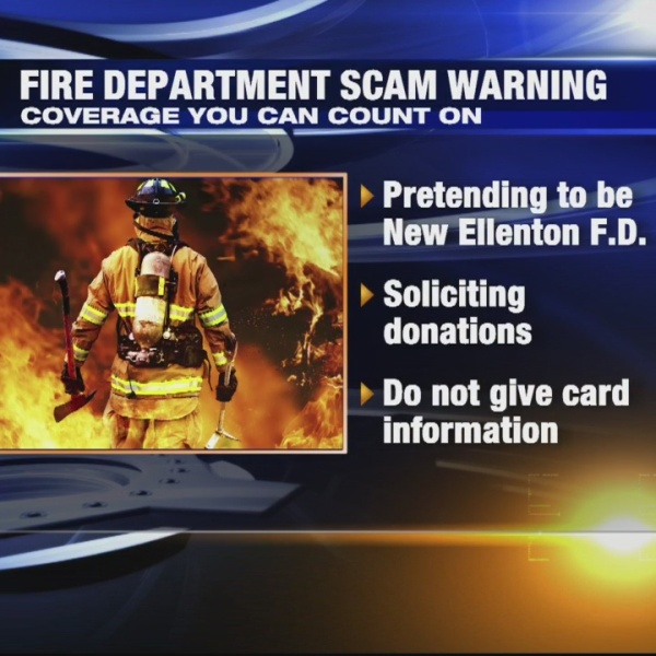 The New Ellenton Fire Department wants to warn residents of a phone scam