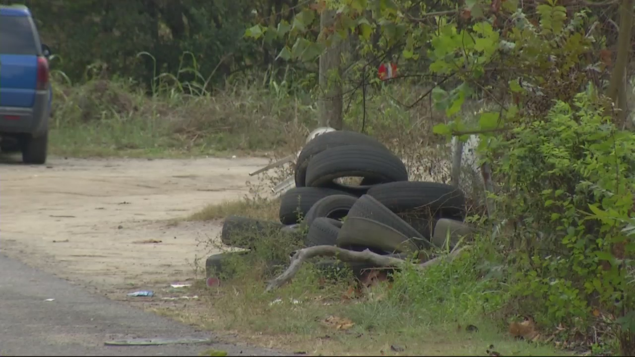 Augusta seeks state help to pay for tire disposal