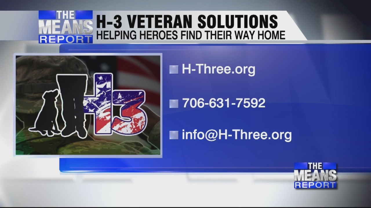 The Means Report - H-3 Veteran Solutions