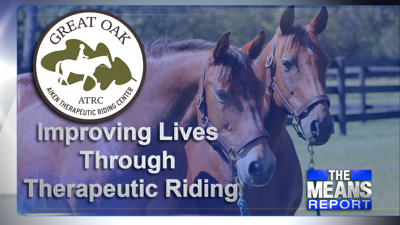 The Means Report - Improving Lives Through Therapeutic Riding