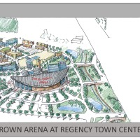 James Brown Arena at Regency Town Center and Park_307827