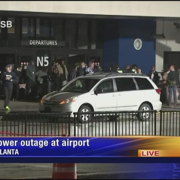Atlanta Power Outage
