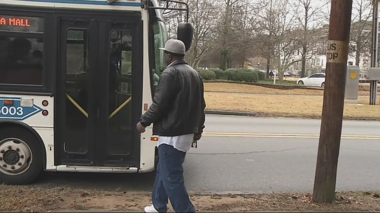 Augusta Transit users wait for more than just bus