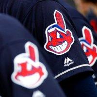 Indians-Chief Wahoo Dropped Baseball_372589