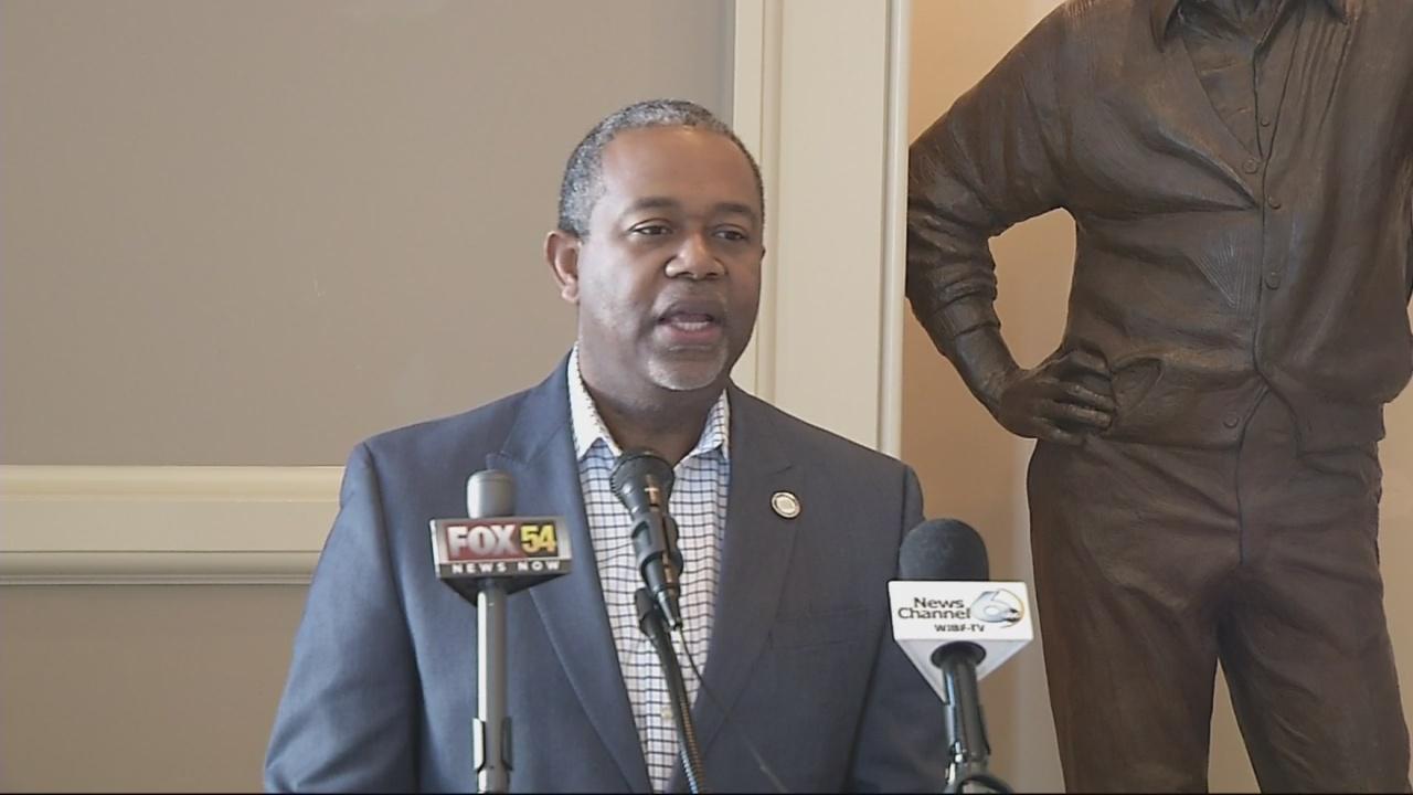 Mayor's Masters reception honors Vaughn Taylor and Jim Dent