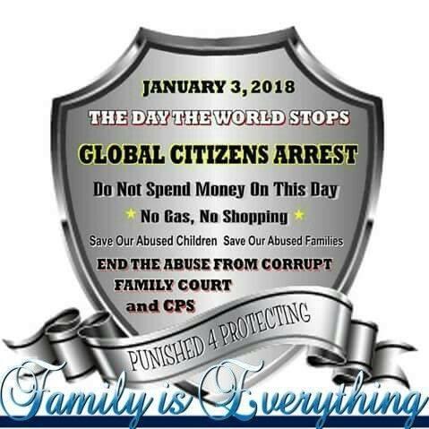 Global Citizens Arrest Day