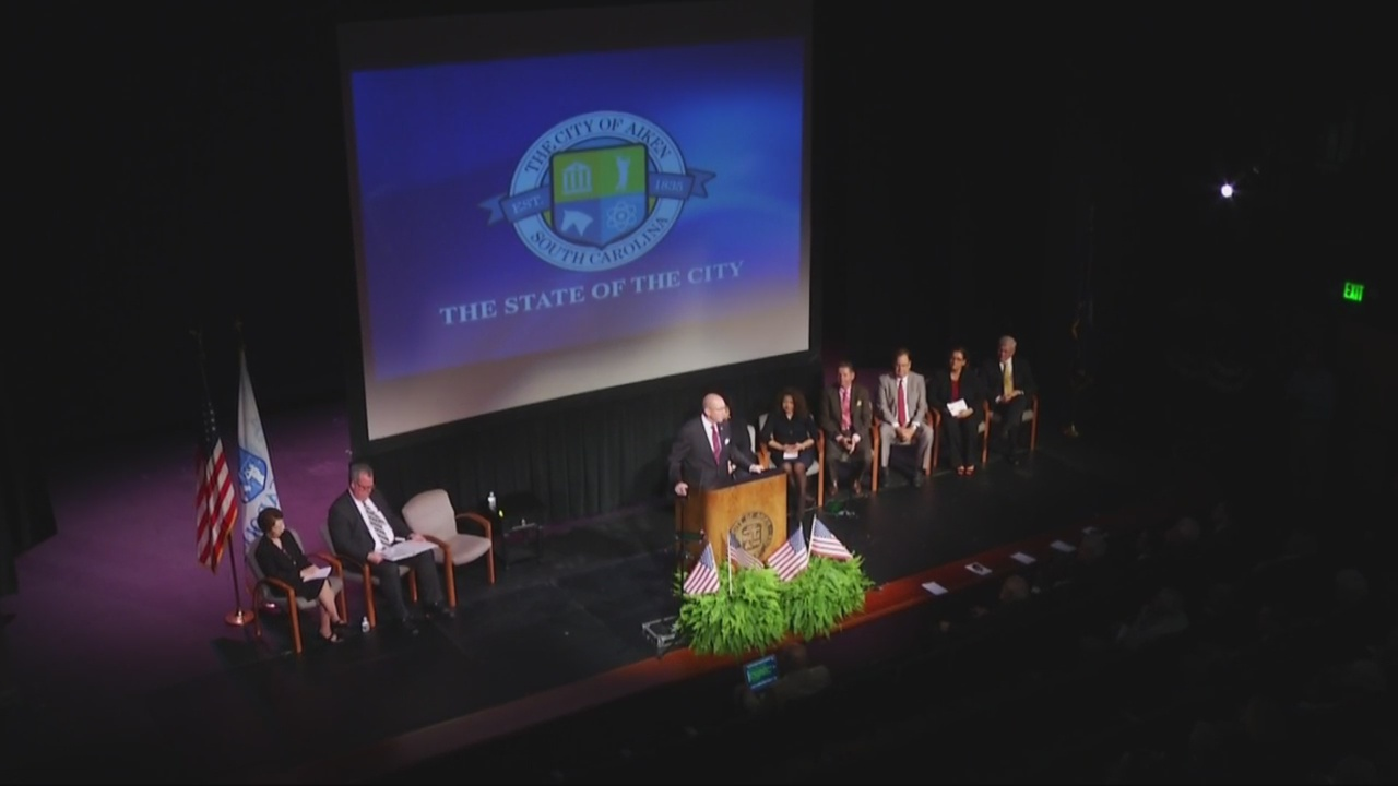 aiken state of the city_386483
