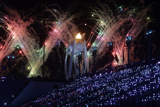 Pyeongchang Olympics Closing Ceremony_386086