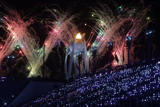 Pyeongchang Olympics Closing Ceremony_386364