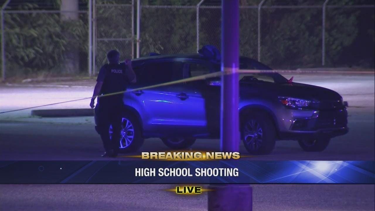 Shooting Near Atlanta-area School