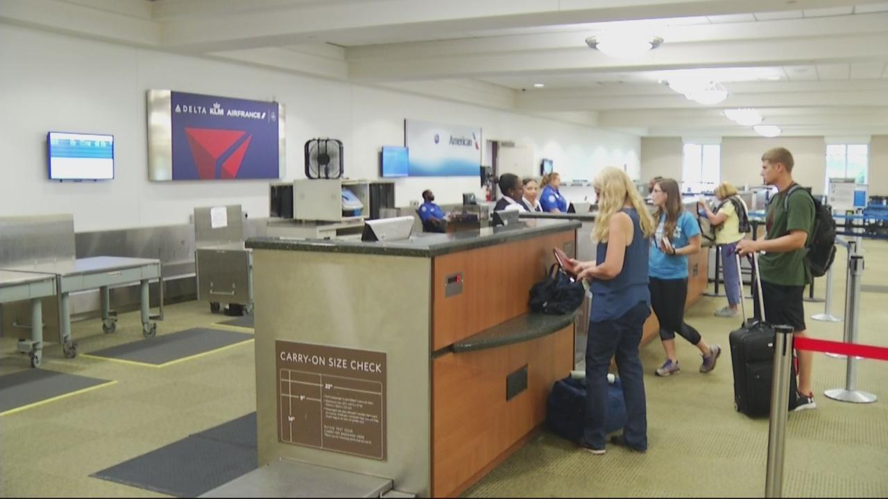 Augusta Regional Airport changes