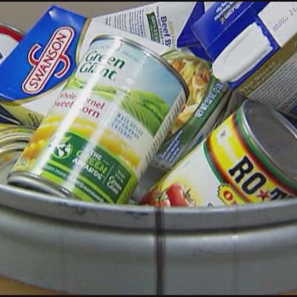 Salvation Army Gearing Up for Food Drive