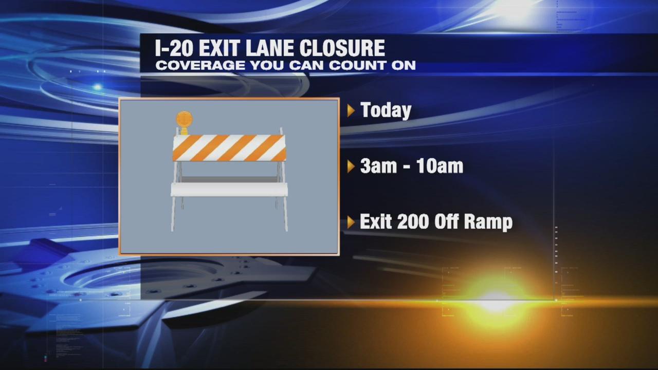 I-20 lane closure 8-15-18_1534327819301.jpg.jpg