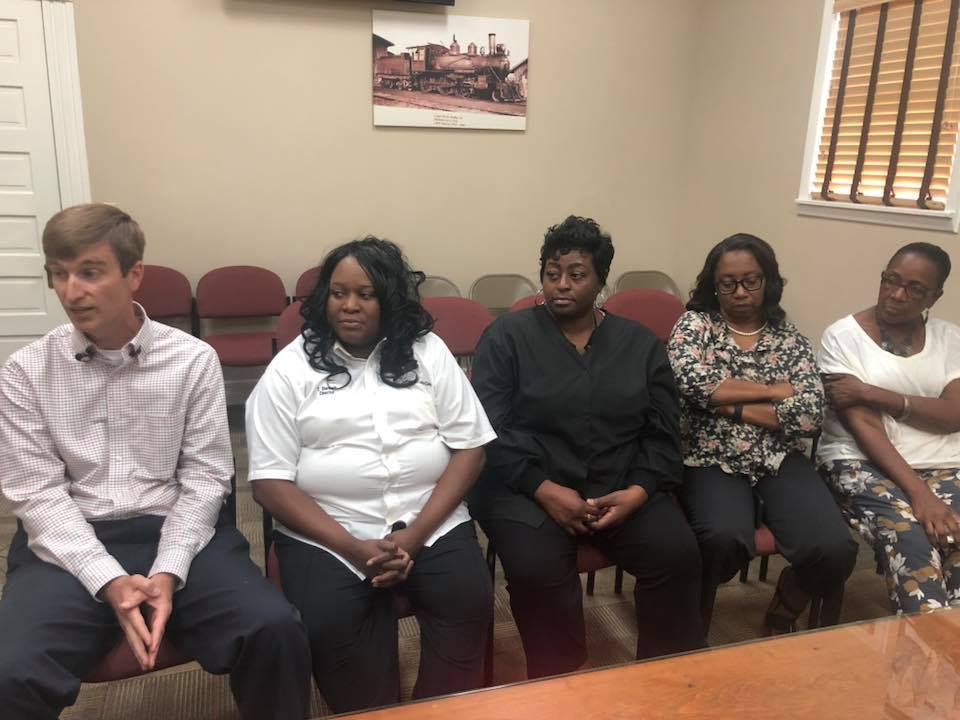 Jefferson County leaders respond claim of voter suppression.