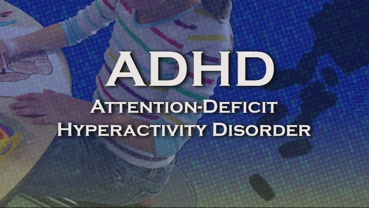 The importance of exercise for children living with ADHD