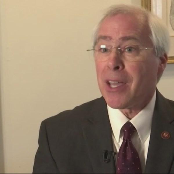 Nominee John Barrow speaks on Secretary of State runoff