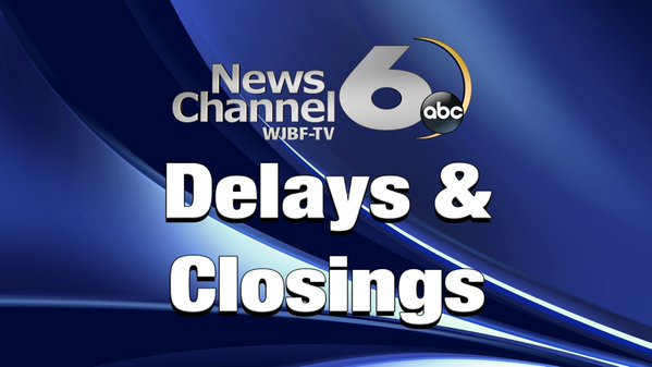 CSRA closings, delays and early releases due to Hurricane