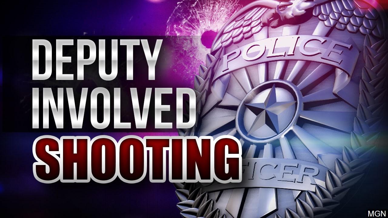 Deputy Involved Shooting