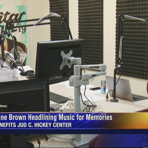Kane Brown announced as headliner for Music For Memories Concert