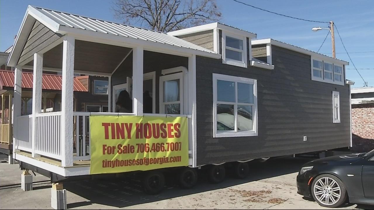 Tiny Homes Of Georgia