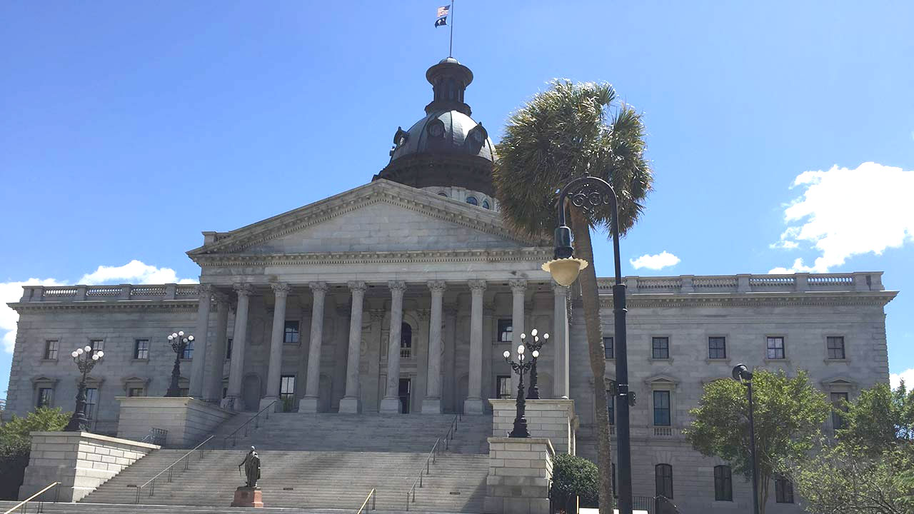 South Carolina Statehouse SC State house generic_398674-846624087