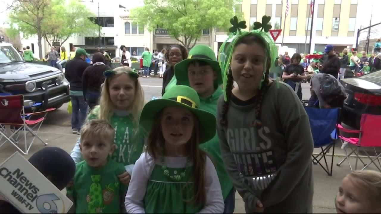 St.Patrick's Day Parade in the CSRA
