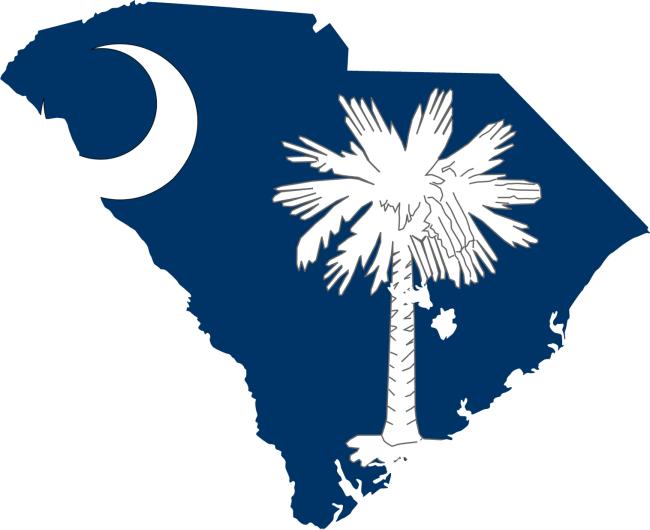 south_carolina_flag_map_163956