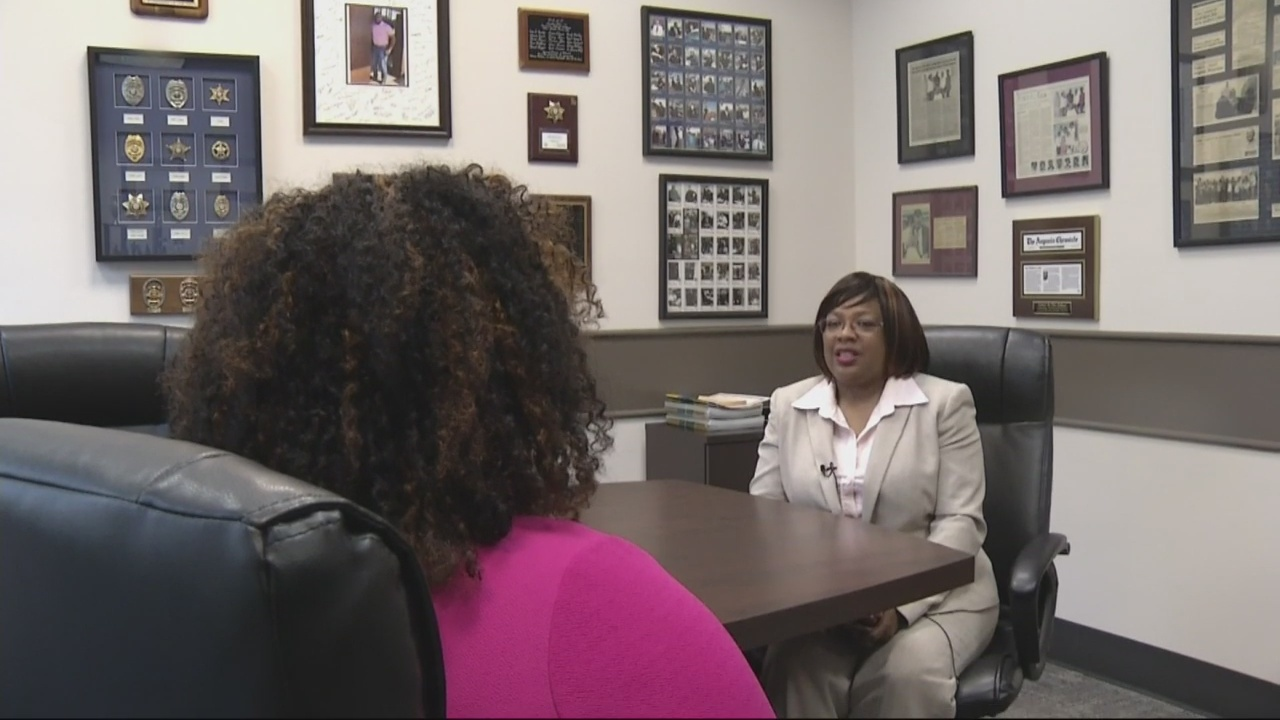 Community responds joining proactive approach to tackling Burke County crime.