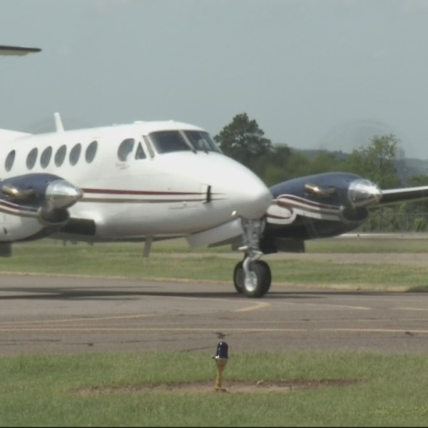 Daniel Field Airport gets attention Masters week