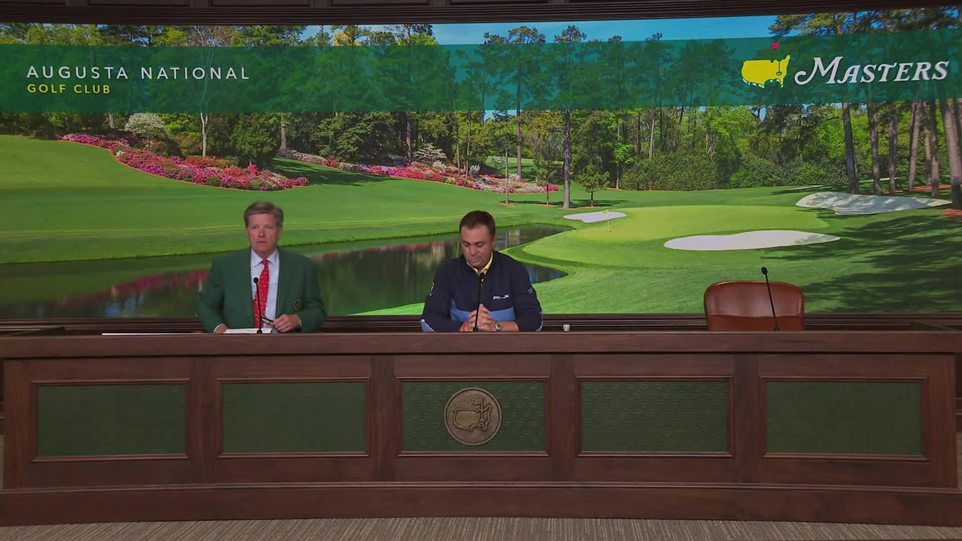 Day 2 Justin Thomas interview