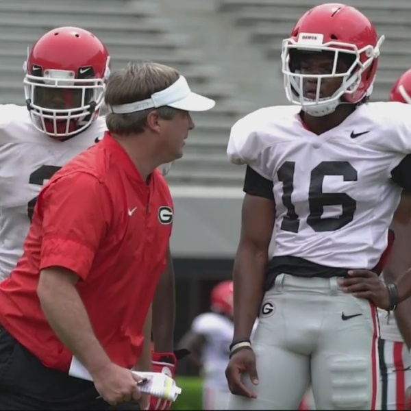 Georgia ready for G-Day game