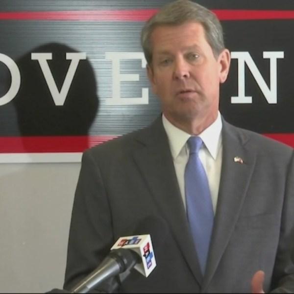 Governor Kemp announces gang task force
