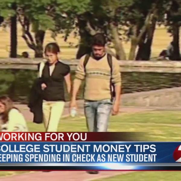 College student money tips