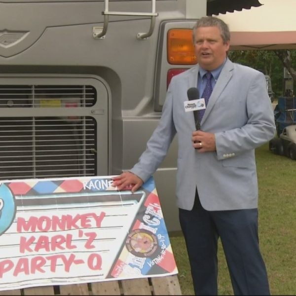 """""""Out There...Somewhere"""": Regional pride at stake at Boss Hog Cook-Off"""
