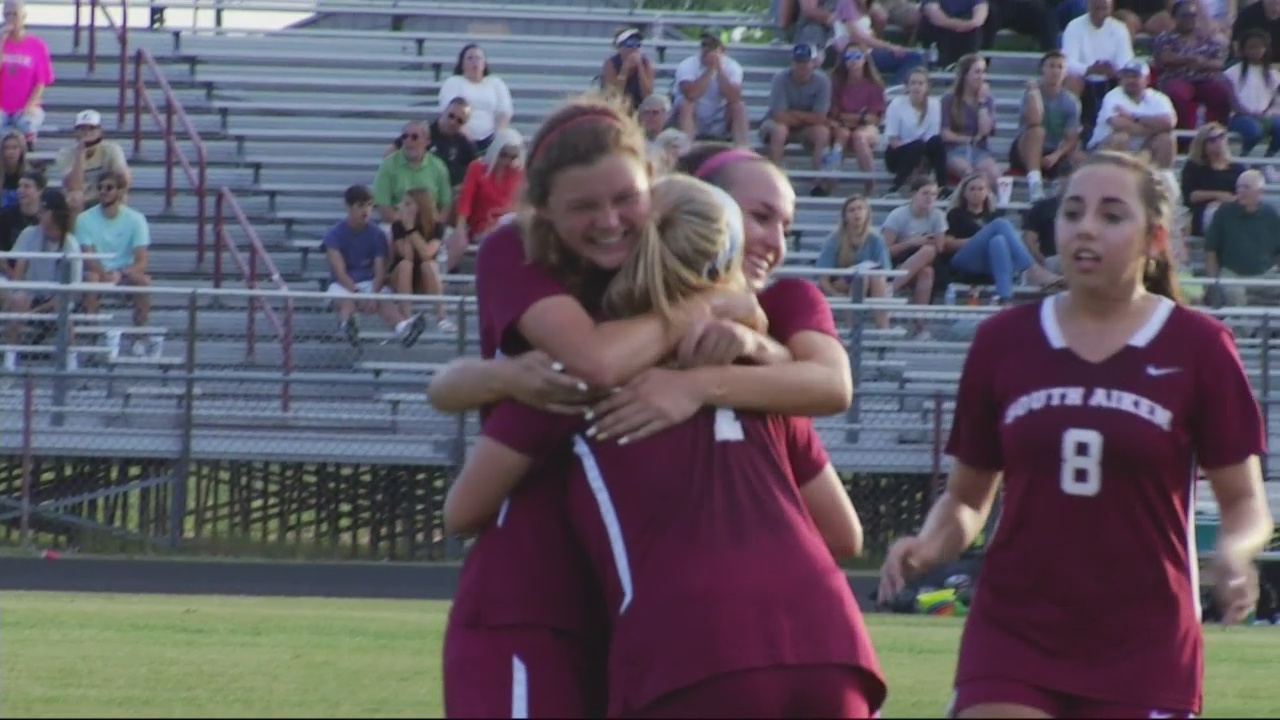 South Aiken heads back to 4A title game.