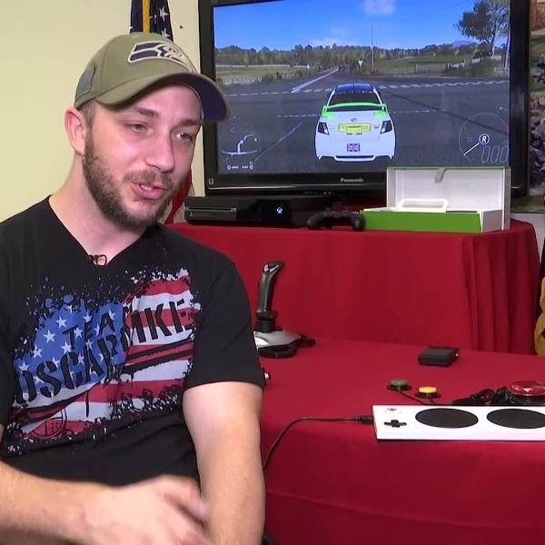 VA hospitals rolling out program that helps veterans rehabilitate through gaming